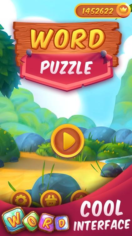 Word Puzzle Hidden Alphabet screenshot-4