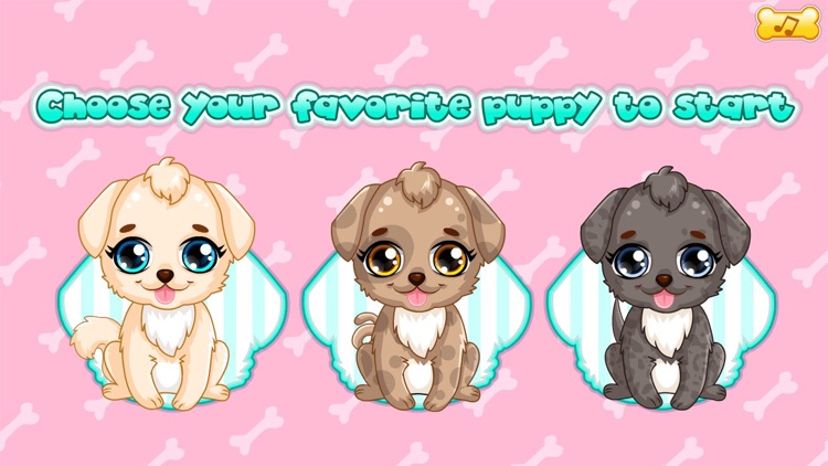 Puppy makeover hair salon screenshot-7