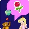 LOVE Stickers & Emoji Art - iPhoneアプリ