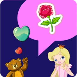 LOVE Stickers & Emoji Art