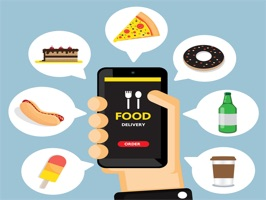 The FoodApplicationCTG is a small sticker, which are show the 45 Food Application CTG sticker in cartoon