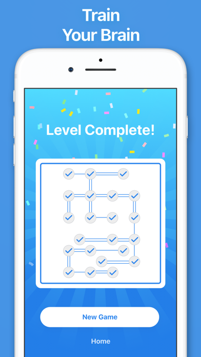 Linkdoku - Bridges Puzzle screenshot 5