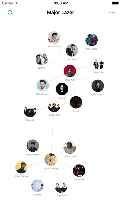 Discovr - discover music