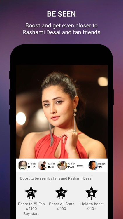 Rashami Desai Official App screenshot-0