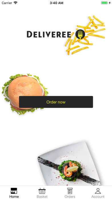 Deliveree screenshot one