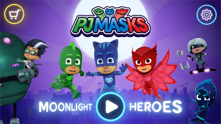 PJ Masks™: Moonlight Heroes screenshot-0