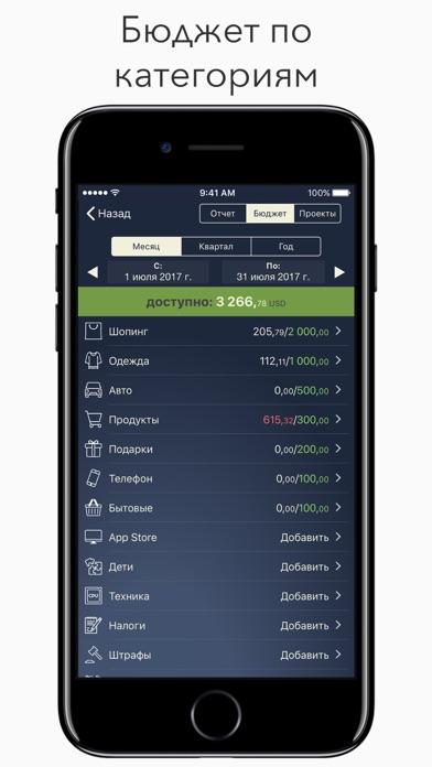 Расходы денегСкриншоты 4