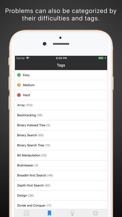 Leetcode Client screenshot-5