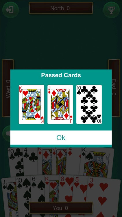 Hearts - Card Game screenshot-3