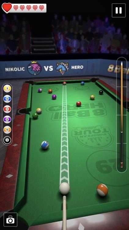 8 Ball Hero screenshot-0