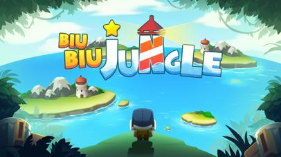 BiuBiu Jungle Puzzleのおすすめ画像1