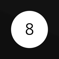 ‎Modern Magic 8 Ball