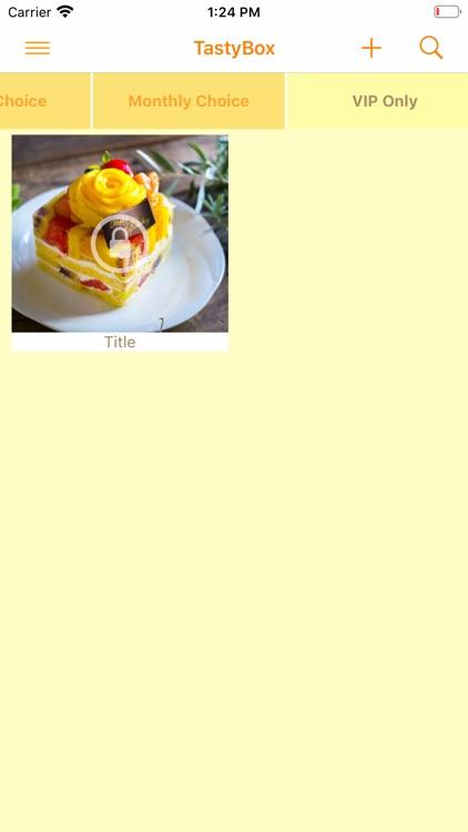 TastyBox - Discovery Recipes - screenshot-3