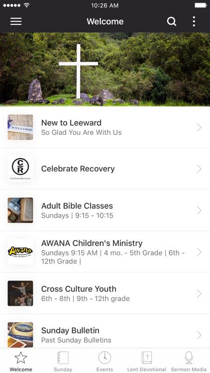 Leeward Community Church