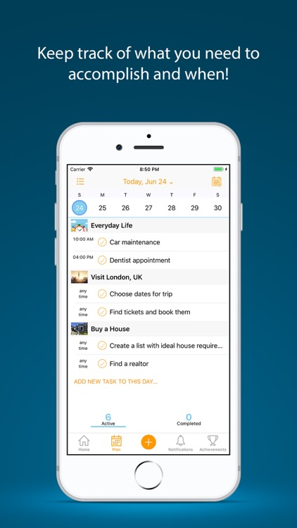 Advenlife: Goal Planner screenshot-4