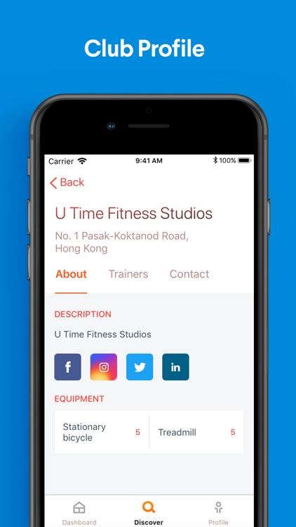 U Time Fitness Hong Kong