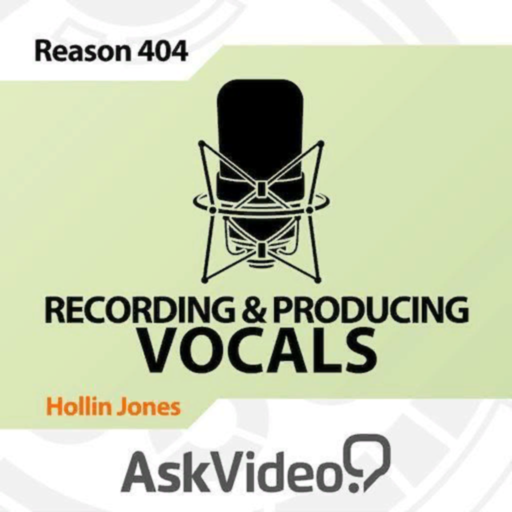 Vocals Course For Reason 7