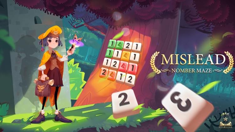 MISLEAD-Number Maze