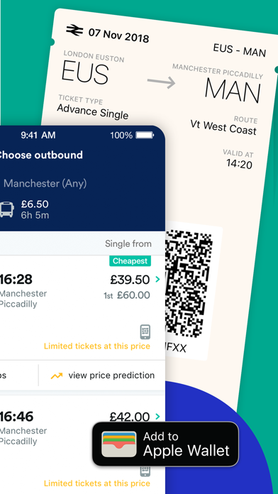 Trainline: Book Train Tickets for pc
