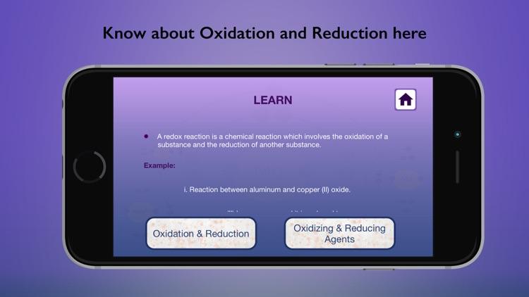 Redox Reaction - Chemistry
