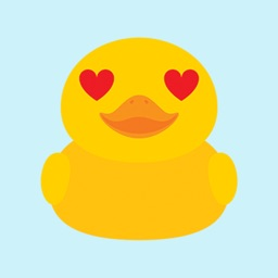 Yellow Rubber Duck Stickers