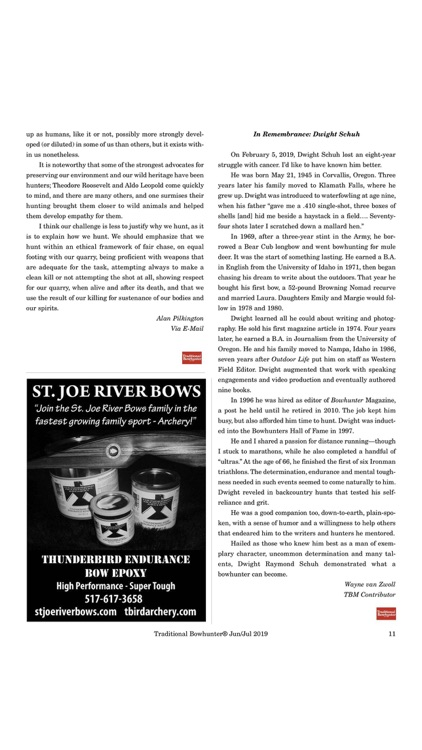 Traditional Bowhunter Magazine screenshot-5