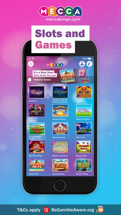 Mecca: Slots & Games online