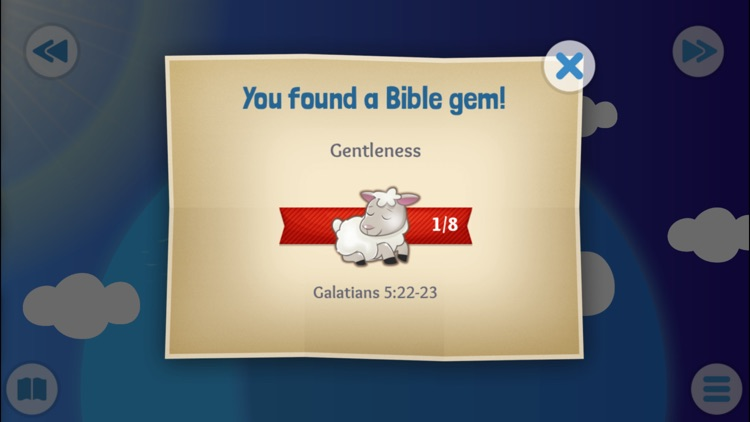 Bible App for Kids screenshot-3