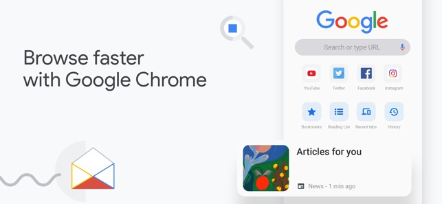 free download google chrome for ipad