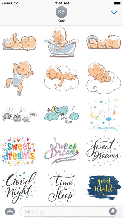 Good Night, Sweet Dreams screenshot one