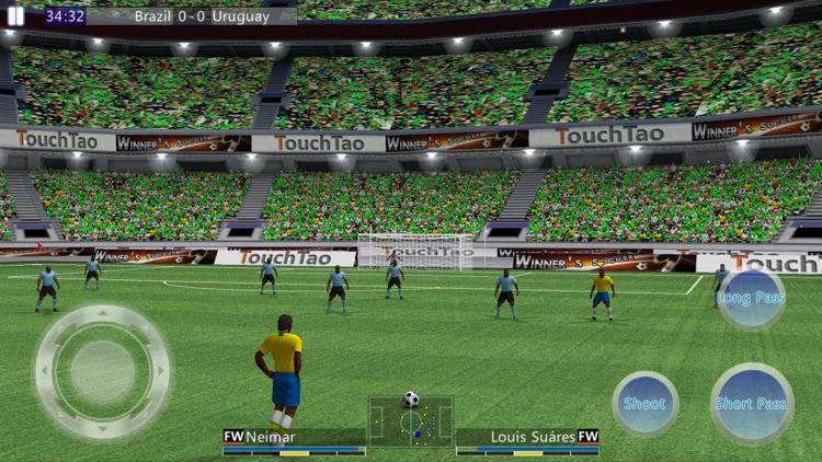 Winner's Soccer Elite screenshot-5
