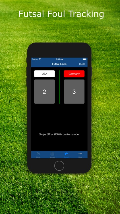 SFRef Soccer Referee Watch screenshot-5