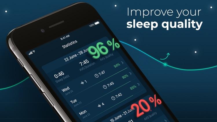 Sleepzy - Sleep Cycle Tracker screenshot-4