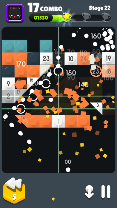 BRIKO : Best Bricks Breaker screenshot 4