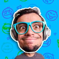 Mimoza Bilgi Teknolojileri Limited Sirketi - JokeFaces - Funny Video Maker artwork