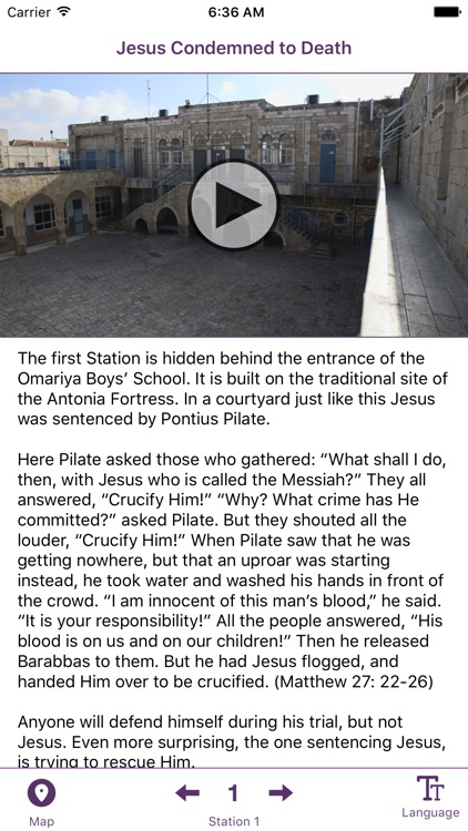 Via Dolorosa: Way of the Cross screenshot-1