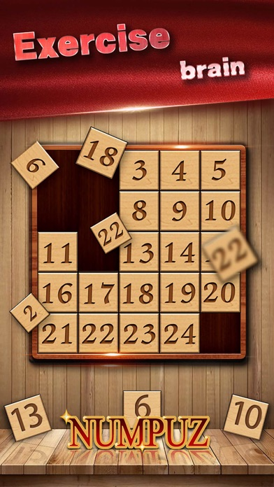 download Numpuz:Classic Number Game for PC