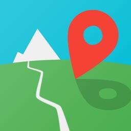E-walk - Offline maps