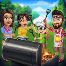 Activities of Virtual Families: Cook Off