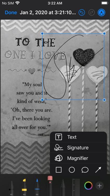 Scanner: Transcribe & Camera screenshot-9