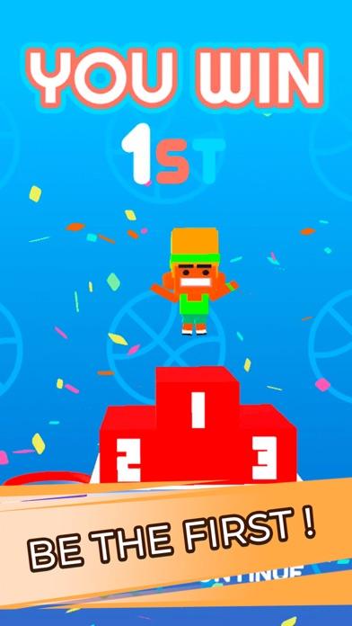 Basket Race 3D screenshot 3