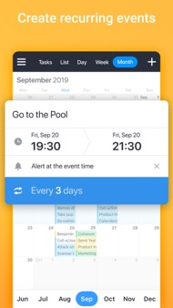 Calendars 5 by Readdle iphone images