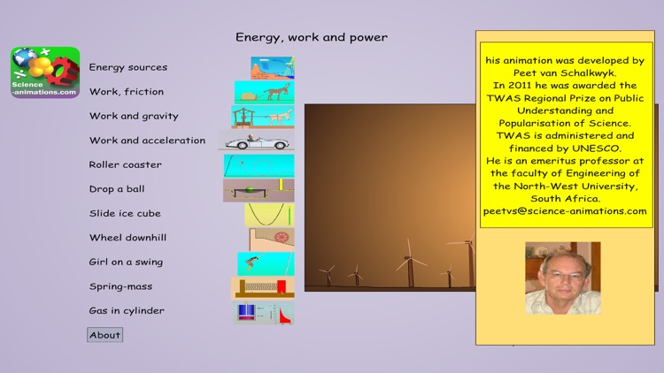 Energy Animation screenshot-0