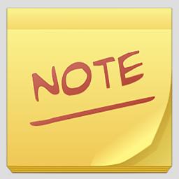 Ícone do app Lock Notes - Sticky Notes