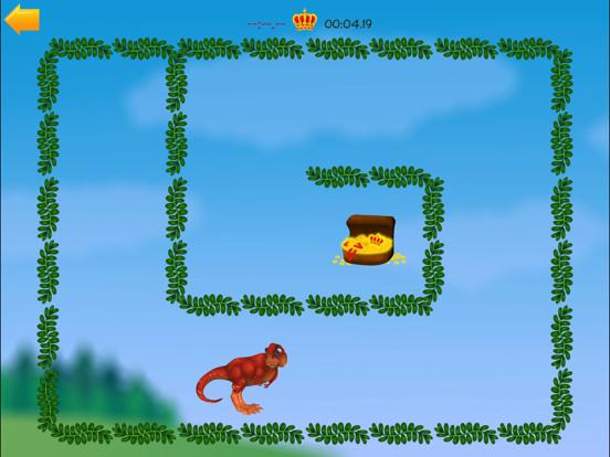 恐竜 ラビリンス キッド ゲーム  学校 教育のおすすめ画像3