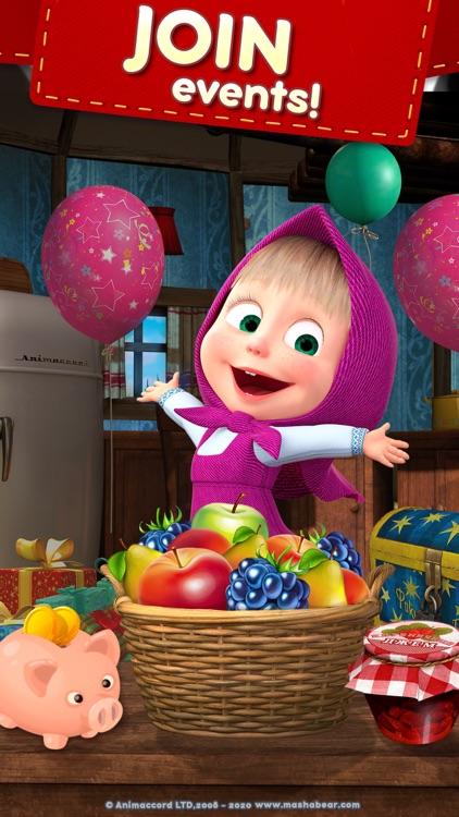 Masha and the Bear Toy Jam Day