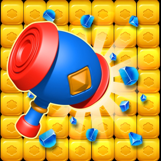 Joy Blast: Cube Puzzles Brain Icon