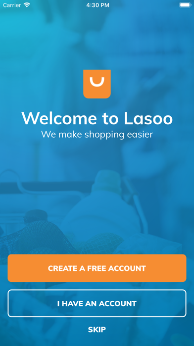 Lasoo - Catalogues screenshot one