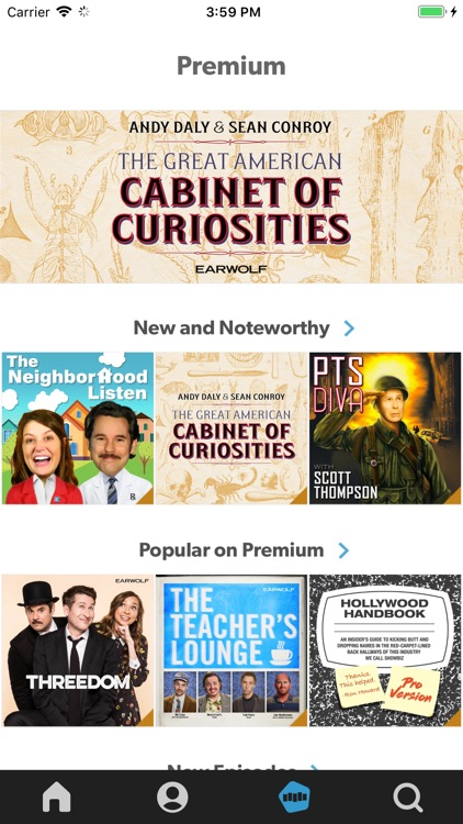 Stitcher for Podcasts screenshot-3
