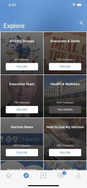 My Horizon BCBSNJ on the App Store
